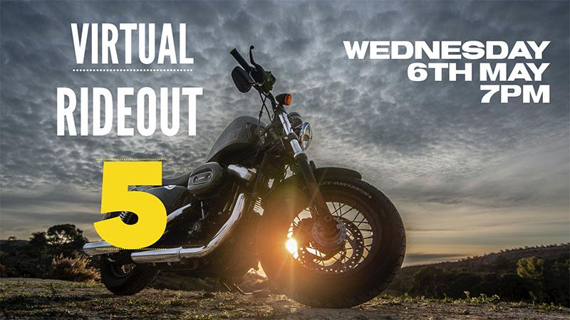 Virtual Rideout No. 5