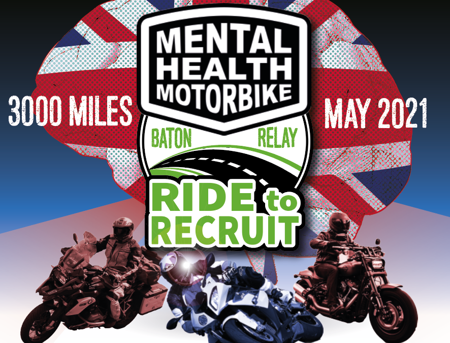 Mental Health Motorbike Announcement Special