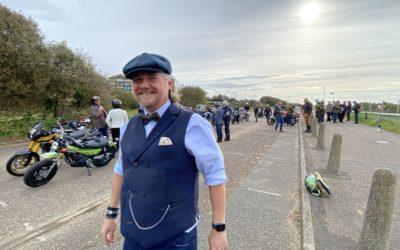 DGR ride and DocBike