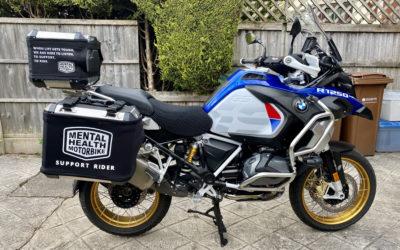 Branding the Mental Health Motorbikes