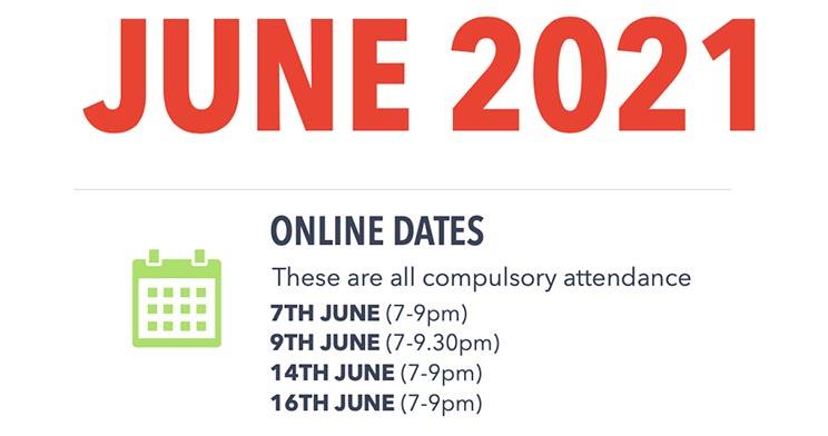 June 2021 MHFA Course